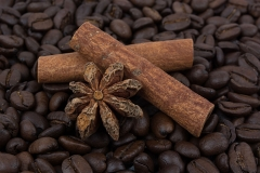 Coffebeans and Spice