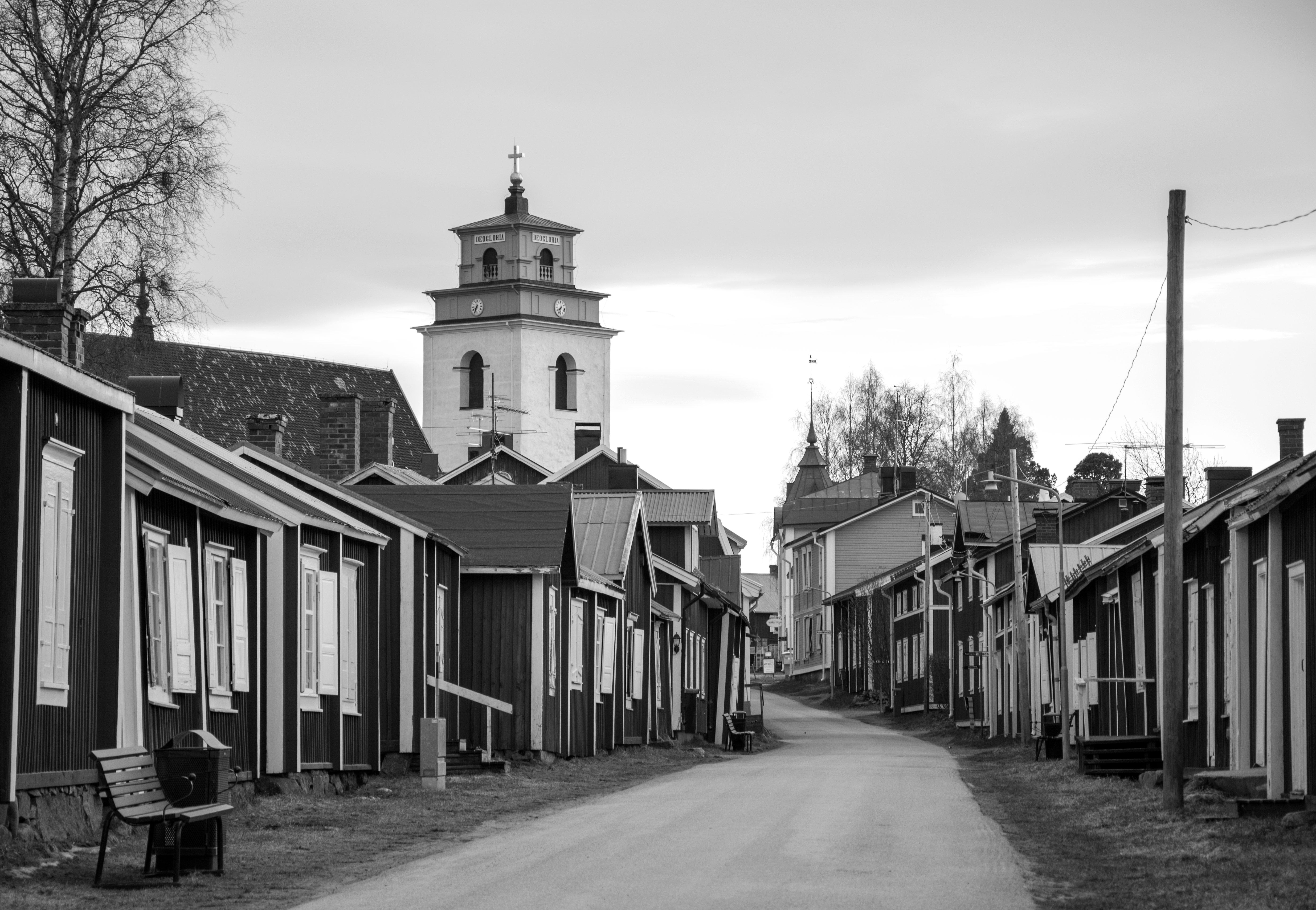 Gammelstad Churchtown