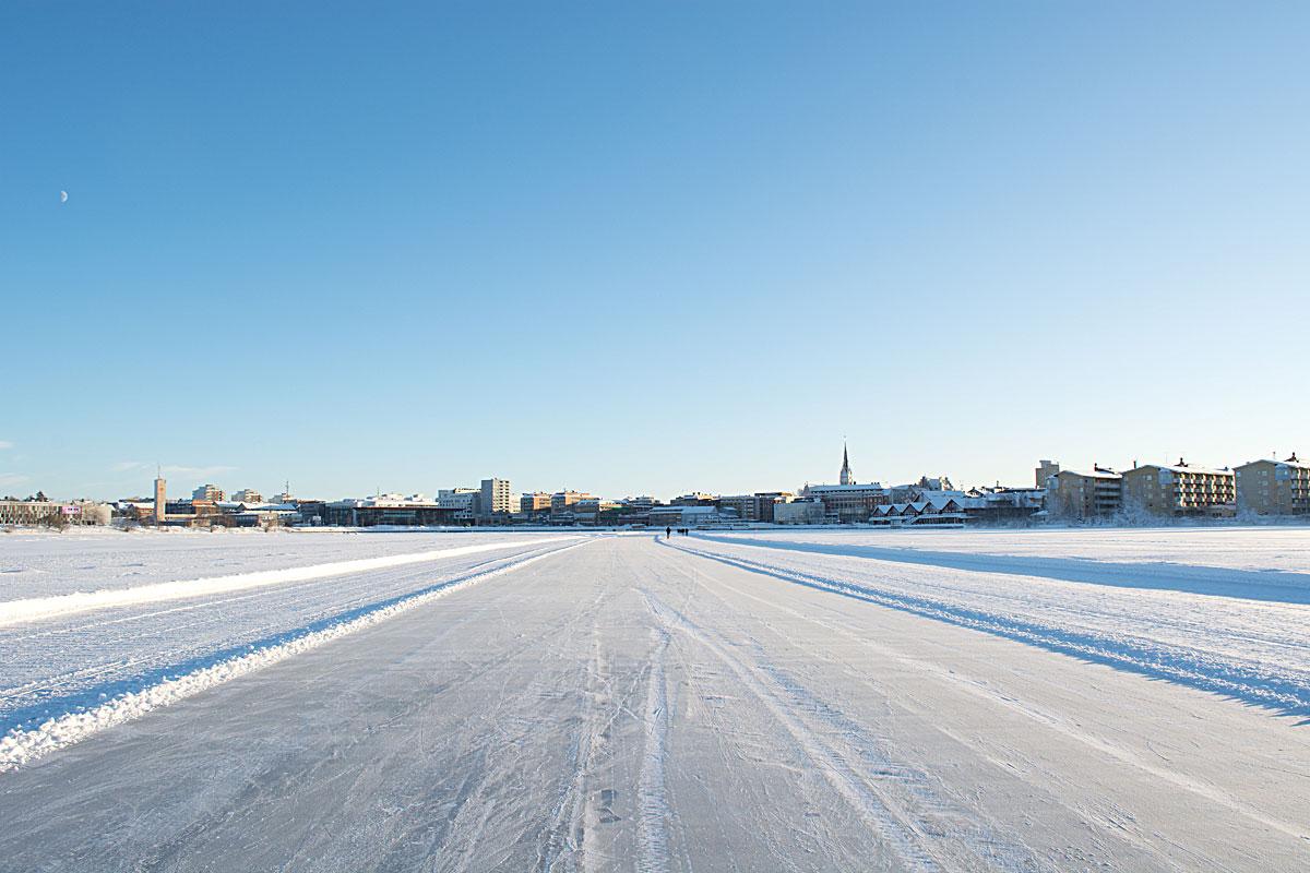 Ice Road, Luleå