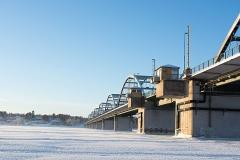 Bridge, Luleå