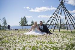 Sissi  & Barrys wedding