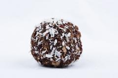 Raw Food Chocolate Ball