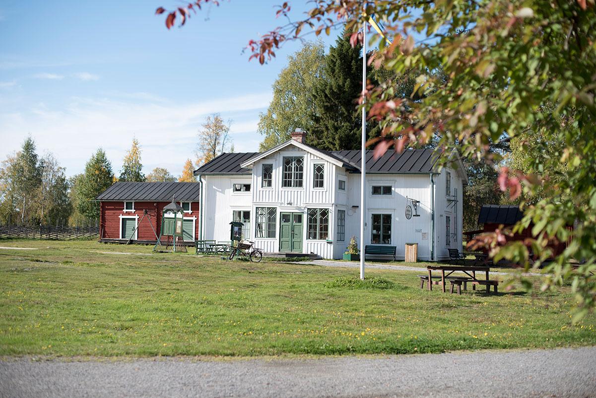 Gammelstad Churtown