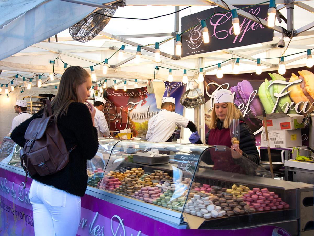 International Street Market, Luleå