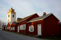 Churchtown, Luleå